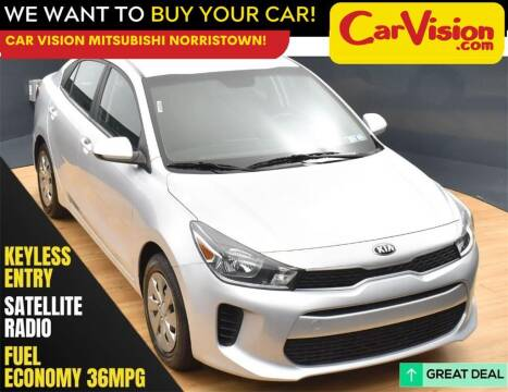 2020 Kia Rio for sale at Car Vision Mitsubishi Norristown in Norristown PA