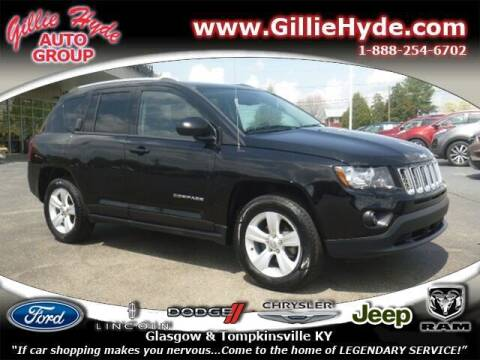 2016 Jeep Compass for sale at Gillie Hyde Auto Group in Glasgow KY