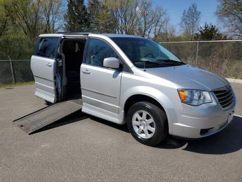 2010 Chrysler Town and Country for sale at Ace Auto in Jordan MN