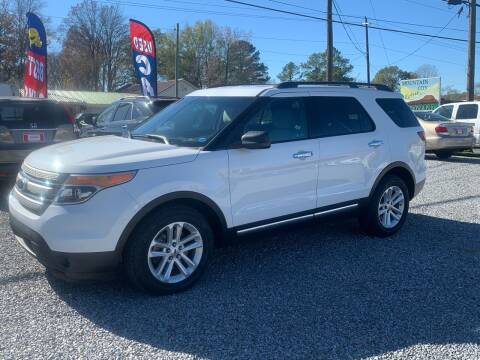 2015 Ford Explorer for sale at MOUNTAIN CITY MOTORS INC in Dalton GA