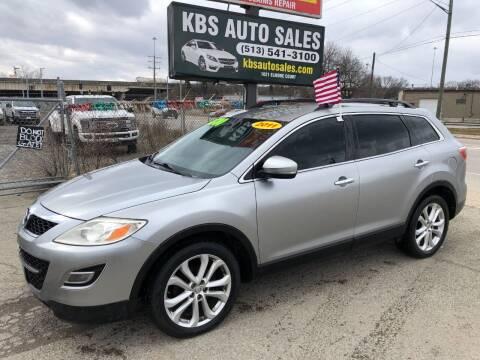 2011 Mazda CX-9 for sale at KBS Auto Sales in Cincinnati OH
