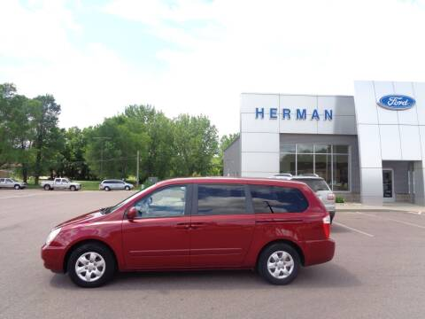 2006 Kia Sedona for sale at Herman Motors in Luverne MN