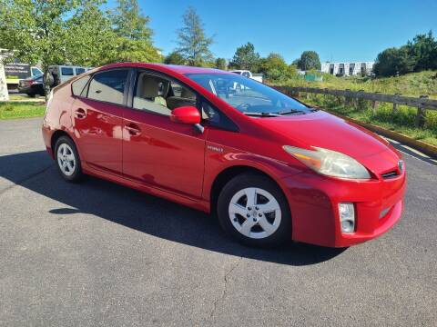 2011 Toyota Prius for sale at Lexton Cars in Sterling VA