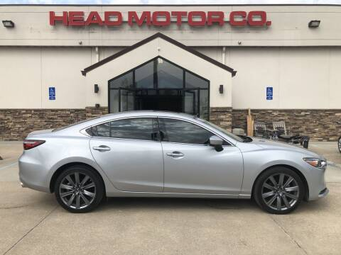 2019 Mazda MAZDA6 for sale at Head Motor Company - Head Indian Motorcycle in Columbia MO