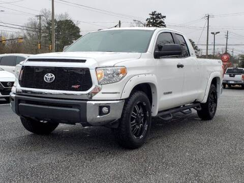 2017 Toyota Tundra for sale at Gentry & Ware Motor Co. in Opelika AL