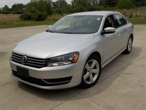 2014 Volkswagen Passat for sale at Automotive Locator- Auto Sales in Groveport OH