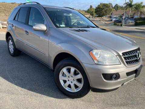 2007 Mercedes-Benz M-Class for sale at Quality Auto Outlet in Vista CA