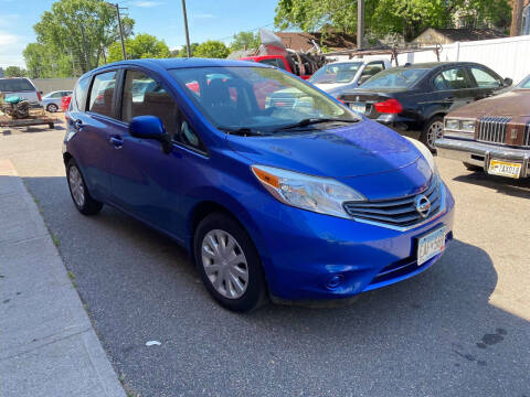 2014 Nissan Versa Note for sale at Nice Cars Auto Inc in Minneapolis MN