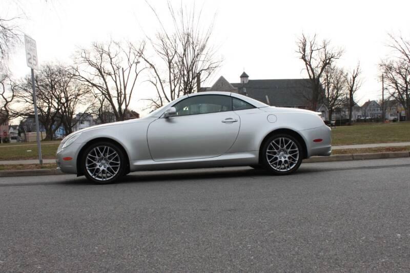 2002 Lexus SC 430 for sale at Lexington Auto Club in Clifton NJ