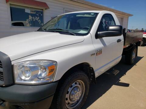 2008 Dodge Ram Pickup 2500 for sale at MT PLEASANT MOTORS in Mt Pleasant IA