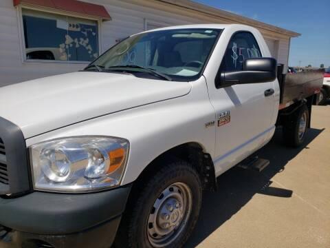2008 Dodge Ram Pickup 2500 for sale at MT PLEASANT MOTORS in Mt Pleasant IA