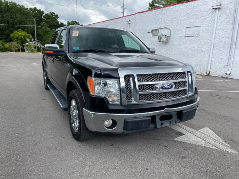 2010 Ford F-150 for sale at LUXURY AUTO MALL in Tampa FL