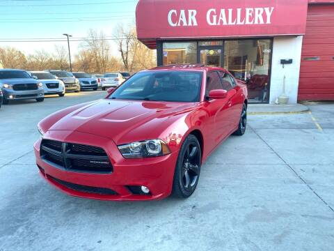 2013 Dodge Charger for sale at Car Gallery in Oklahoma City OK