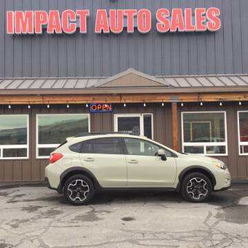 2014 Subaru XV Crosstrek for sale at Impact Auto Sales in Wenatchee WA
