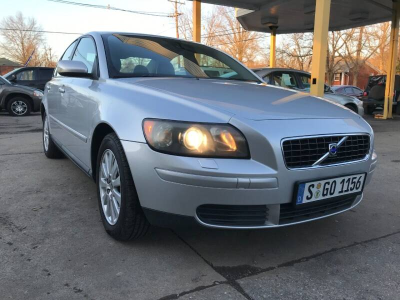 2005 Volvo S40 for sale at King Louis Auto Sales in Louisville KY