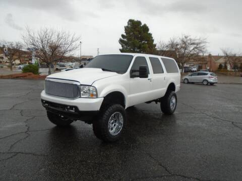 2004 Ford Excursion for sale at Team D Auto Sales in St George UT