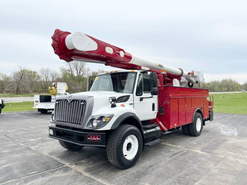 2009 International WorkStar 7400 for sale at A & S Auto and Truck Sales in Platte City MO