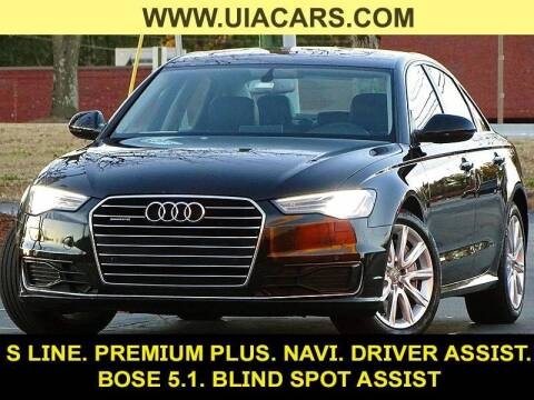 2016 Audi A6 for sale at Used Imports Auto - Lawrenceville in Lawrenceville GA
