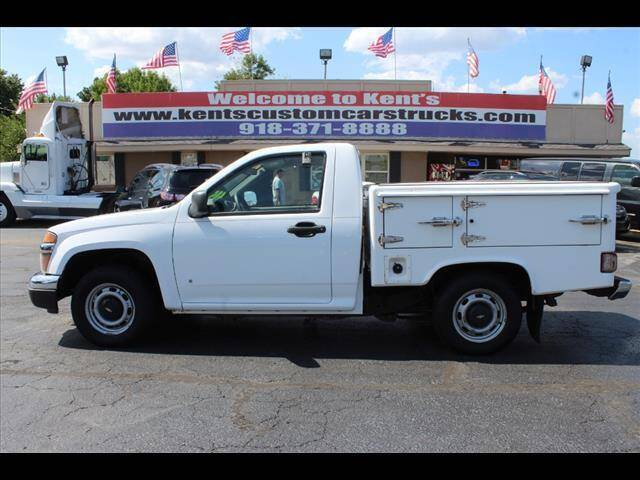 2006 Chevrolet Colorado for sale at Kents Custom Cars and Trucks in Collinsville OK