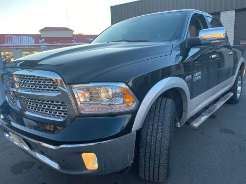 2016 RAM Ram Pickup 1500 for sale at Story Brothers Auto in New Britain CT