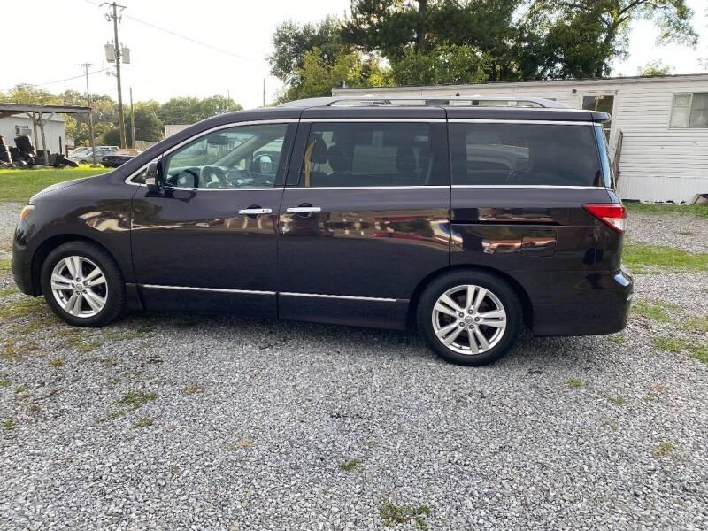 2011 Nissan Quest for sale at Jake's Enterprise and Rental LLC in Dalton GA