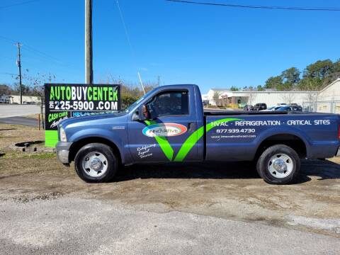 2007 Ford F-250 Super Duty for sale at AutoBuyCenter.com in Summerville SC