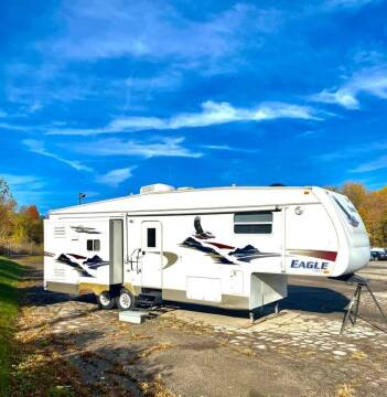 2006 Jayco 291 Eagle for sale at JEREMYS AUTOMOTIVE in Casco MI