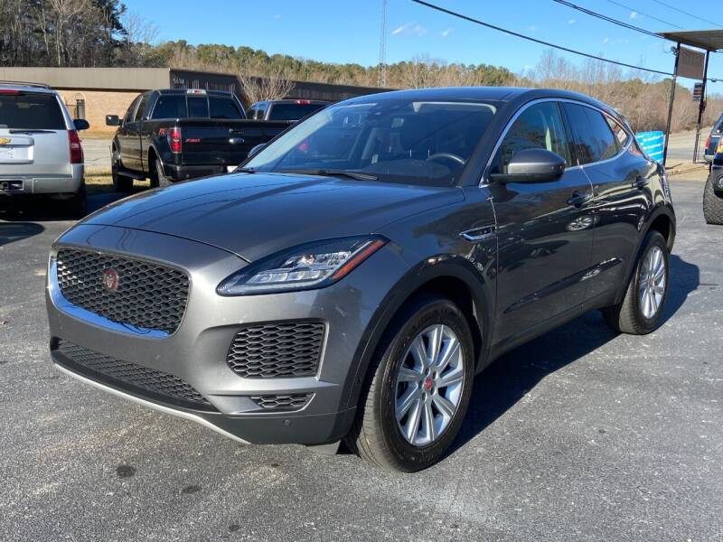 2018 Jaguar E-PACE for sale at Luxury Auto Innovations in Flowery Branch GA