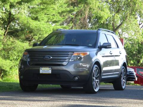 2012 Ford Explorer for sale at Loudoun Used Cars in Leesburg VA