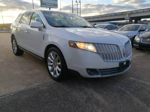 2011 Lincoln MKT for sale at Zora Motors in Houston TX