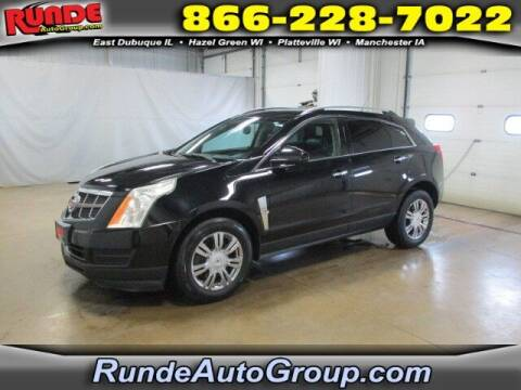 2010 Cadillac SRX for sale at Runde PreDriven in Hazel Green WI