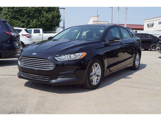 2016 Ford Fusion for sale at Monthly Auto Sales in Fort Worth TX