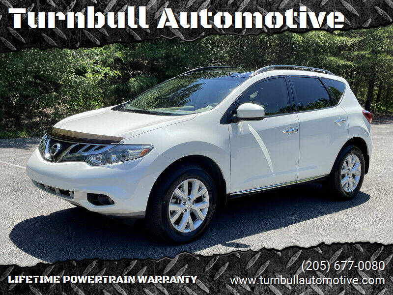 2014 Nissan Murano for sale at Turnbull Automotive in Homewood AL
