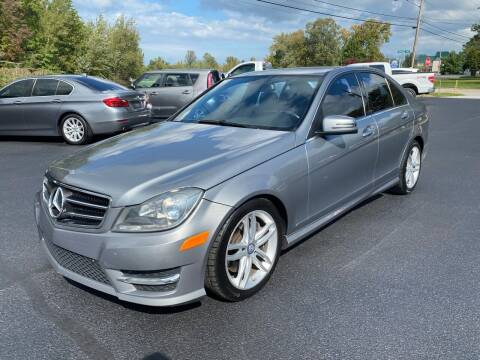 2013 Mercedes-Benz C-Class for sale at Erie Shores Car Connection in Ashtabula OH