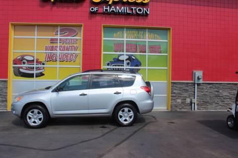 2008 Toyota RAV4 for sale at AUTO EXPRESS OF HAMILTON LLC in Hamilton OH