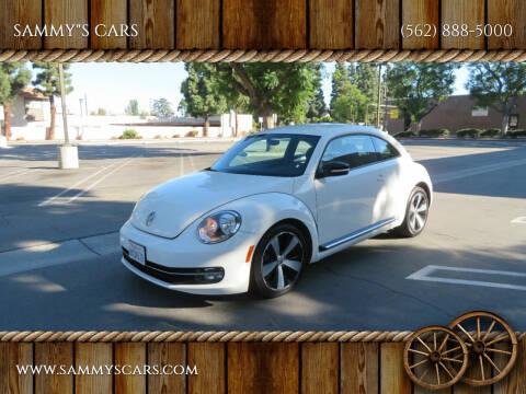 "2012 Volkswagen Beetle for sale at SAMMY""S CARS in Bellflower CA"