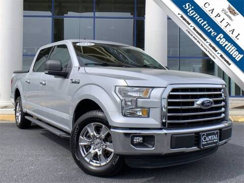 2016 Ford F-150 for sale at Capital Cadillac of Atlanta in Smyrna GA