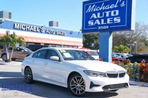 2020 BMW 3 Series for sale at Michael's Auto Sales Corp in Hollywood FL