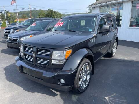 2011 Dodge Nitro for sale at Chilson-Wilcox Inc Lawrenceville in Lawrenceville PA