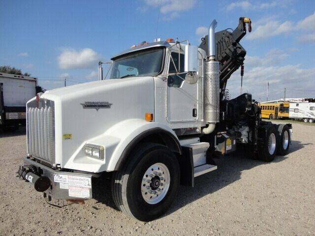 2007 Kenworth T800 for sale at Regio Truck Sales in Houston TX