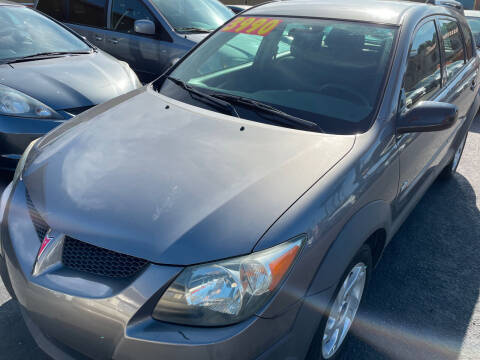 2003 Pontiac Vibe for sale at CARZ in San Diego CA
