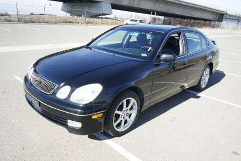 2004 Lexus GS 430 for sale at Sports Plus Motor Group LLC in Sunnyvale CA
