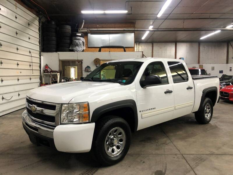 2009 Chevrolet Silverado 1500 for sale at T James Motorsports in Gibsonia PA