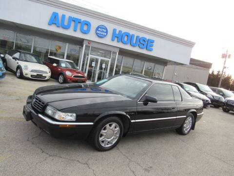 1997 Cadillac Eldorado for sale at Auto House Motors in Downers Grove IL
