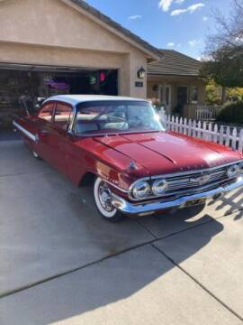 1960 Chevrolet Bel Air for sale at Haggle Me Classics in Hobart IN