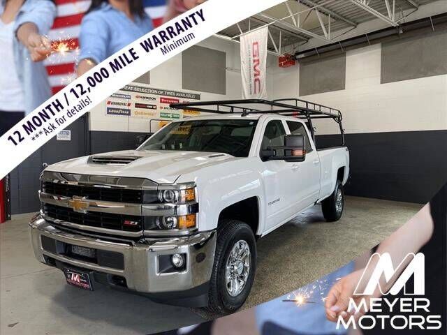 2017 Chevrolet Silverado 2500HD for sale at Meyer Motors in Plymouth WI