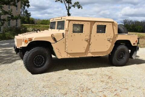 1980 HUMMER H1 Humvee for sale at Classic Car Deals in Cadillac MI