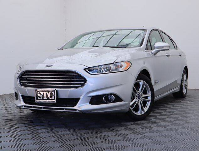 2016 Ford Fusion Hybrid for sale in Bellflower, CA