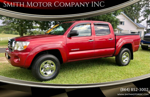 2007 Toyota Tacoma for sale at Smith Motor Company INC in Mc Cormick SC