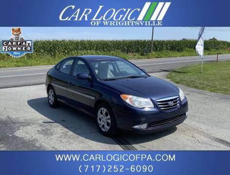2010 Hyundai Elantra for sale at Car Logic in Wrightsville PA